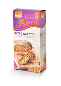 Bread mic fibre-rich