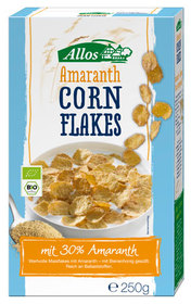 Amaranth corn flakes